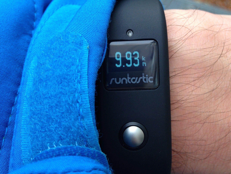 Vergrößern Runtastic Orbit zeigt Trainingsdaten aus der Runtastic-App in  Echtzeit an.