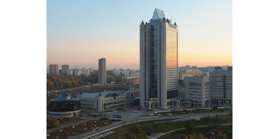 Gazprom Headquarter