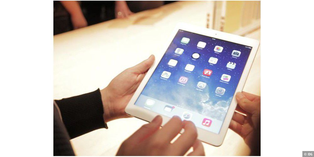 apple verr t ipad air 2 und mini retina mit touch id. Black Bedroom Furniture Sets. Home Design Ideas
