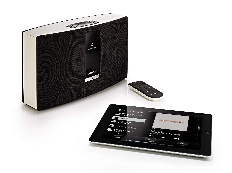 Test: Bose Soundtouch 30 - Streaming auf Tastendruck - Macwelt