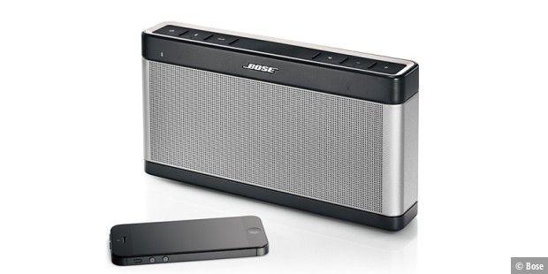 Airplay Lautsprecher Bose