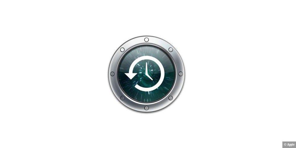 iphone time machine backup