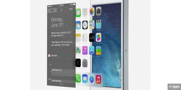 Hintergrund iphone skalieren