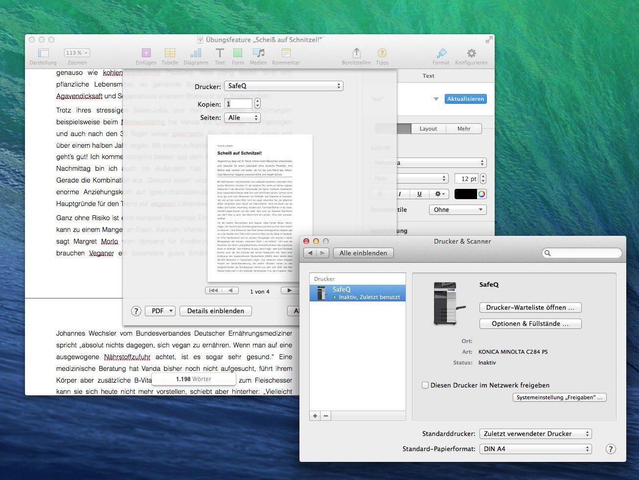 how to turn airplay on macbook mavericks