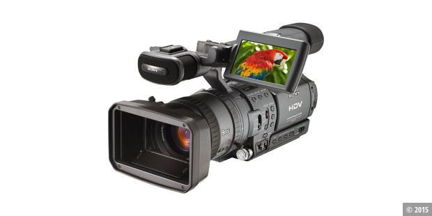Sony HD-Camcorder HDR-FX 1