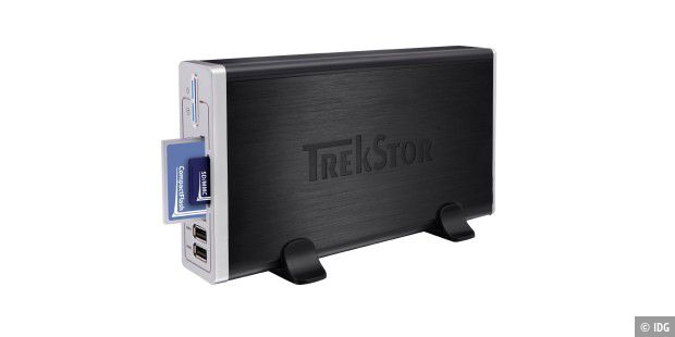 Trekstor Data Station Maxi Tuch
