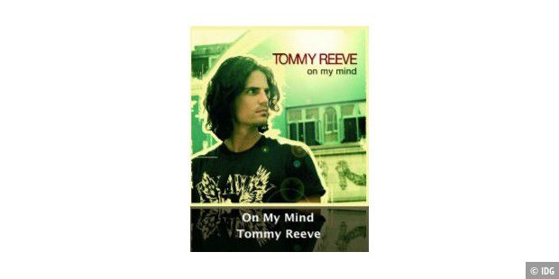 Tommy Reeve: On My Mind