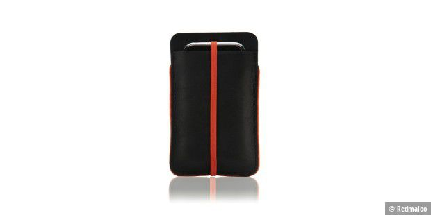 Redmaloo iPhone-Tasche Leder