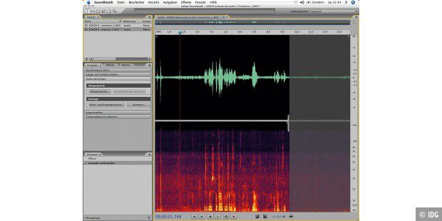 Adobe CS3 Production Premium: Soundbooth