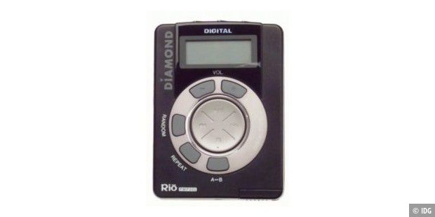 Rio PMP 300 MP3-Player