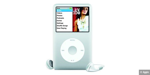 iPod Familie 2007