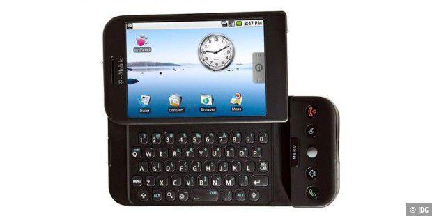 T-Mobile HTC Dream G1