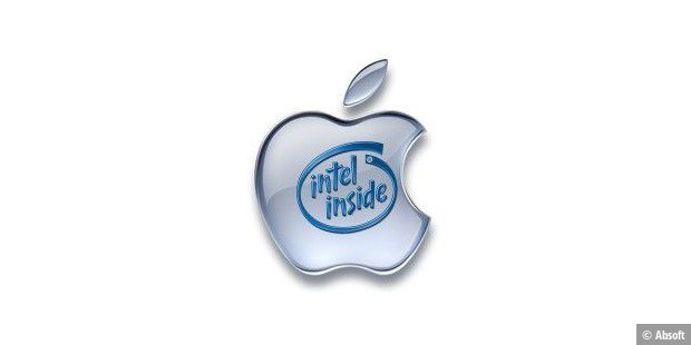 Apple Intel Logo