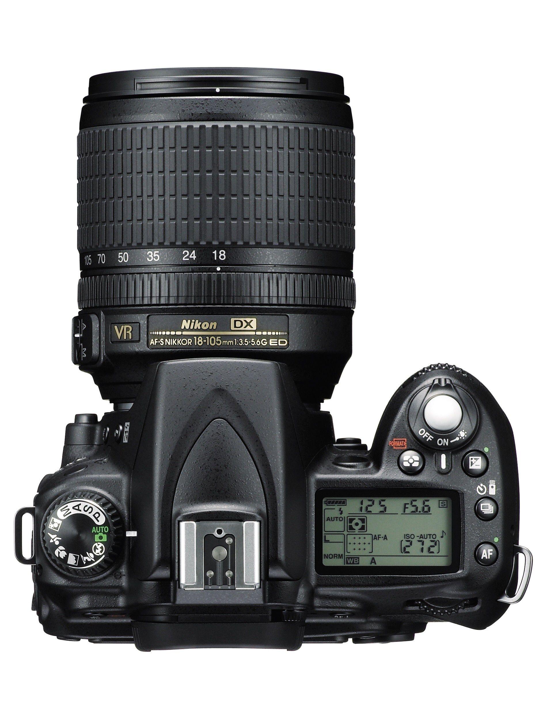 Nikon D90 - Macwelt