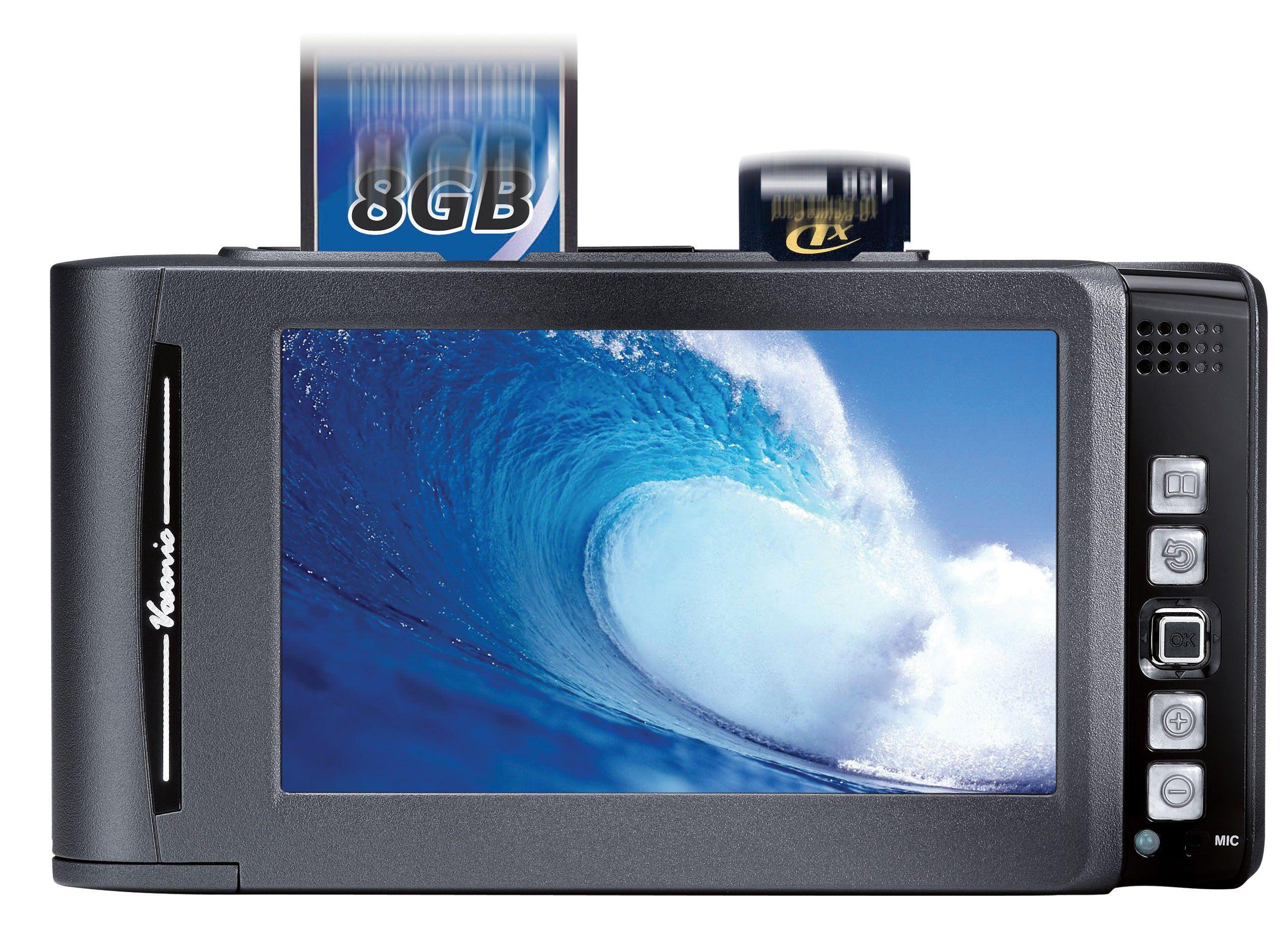 Mobiler Bildspeicher mit Display - Macwelt