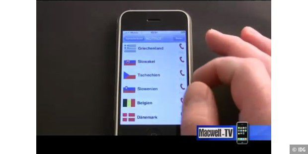 Macwelt-TV 128: iPhone-Apps