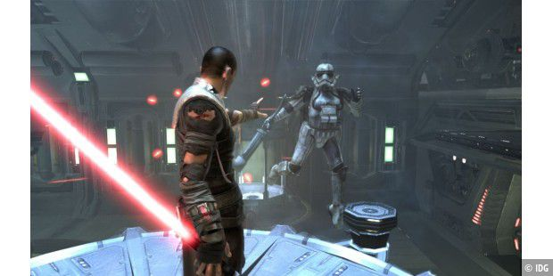 Star Wars The Force Unleashed: Ultimate Sith Edition für den Mac