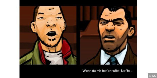 iPhone GTA Chinatown Wars06
