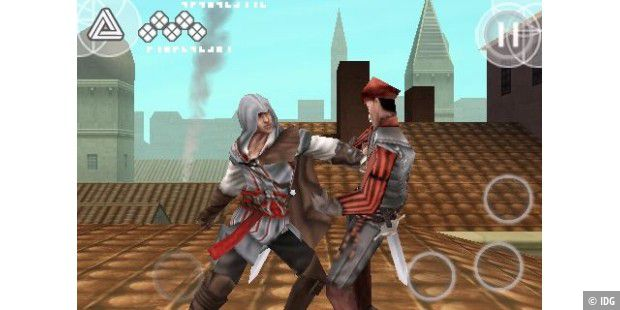 Assassins Creed 2 Discovery iPhone