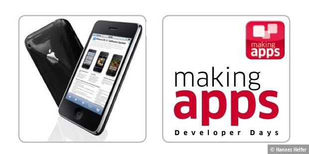 Logo Making Apps mit iPhone