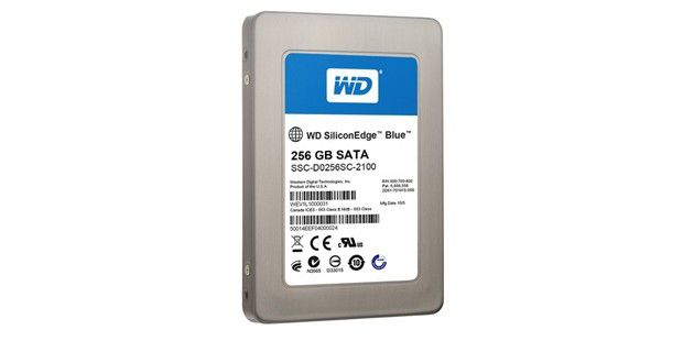 WD Silicon Edge Blue SSD