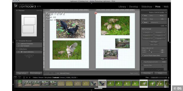Adobe Photoshop Lightroom 3: CustomPackage