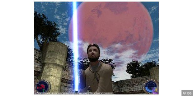 Star Wars Jedi Knight Gold