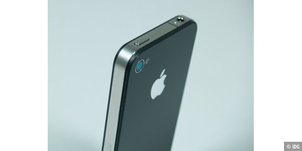 iPhone 4 im Detail