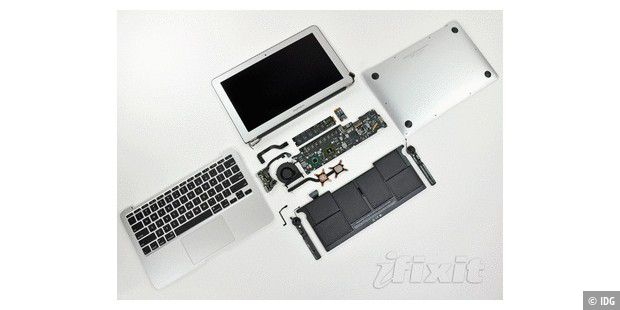 Macbook Air iFixit