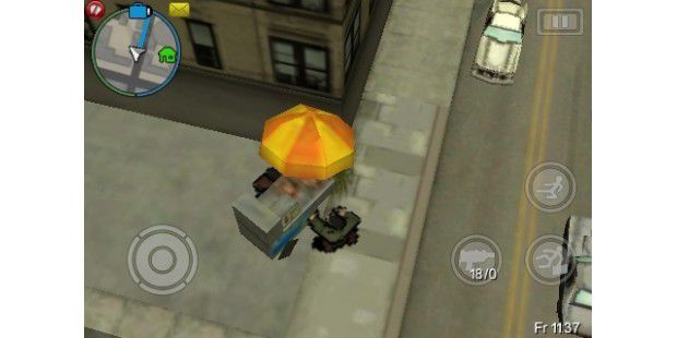 GTA Chinatown Wars iPhone01