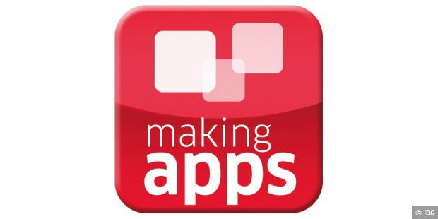 Making Apps Logo