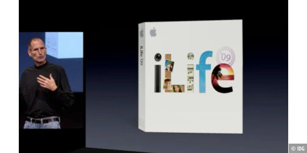 Keynote iLife