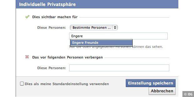 Facebook Freunde Gruppen