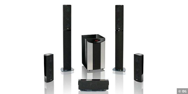 Teufel Theater LT5