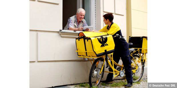 Deutsche Post plant Online-Brief