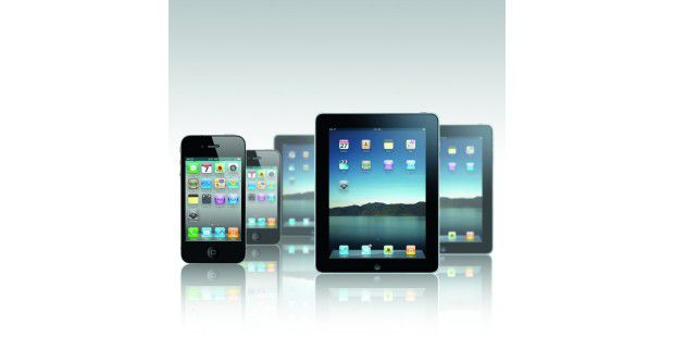 iPhone, iPad, Consumer Technologie