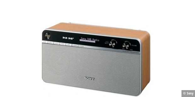 Sony XDR-S16DBP