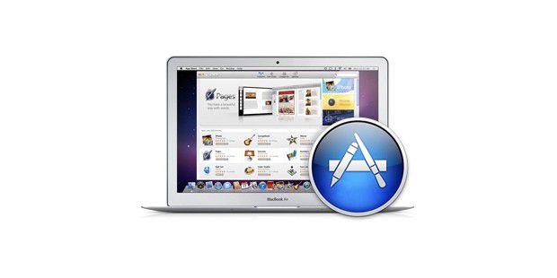 Apple Mac App Store Teaser