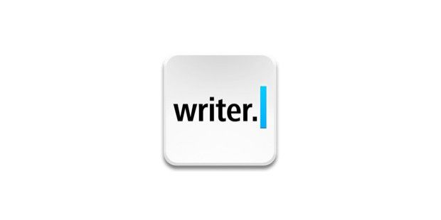 iA Writer for Mac App Store Icon PNG