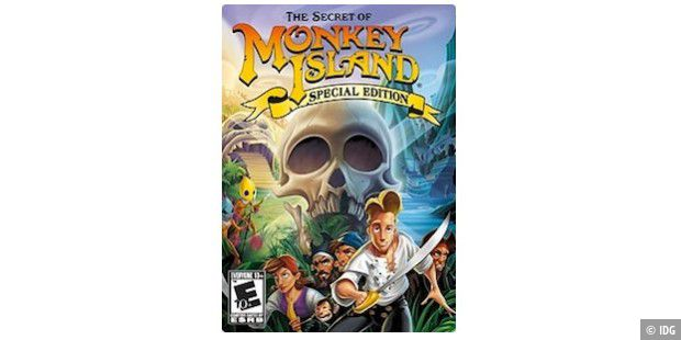 The Secrets of Monkey Island