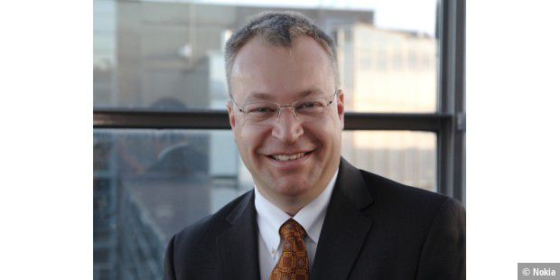 Nokia-CEO Stephen Elop