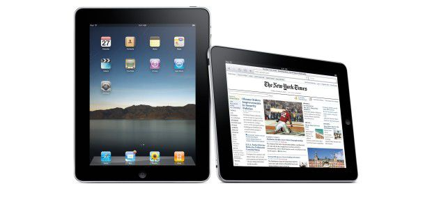 Apple Tablet iPad Aufmacher