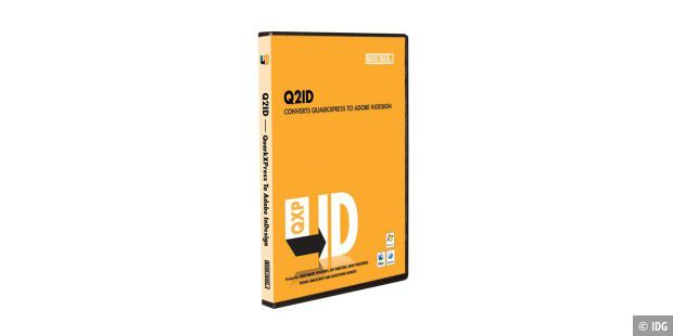Markzware Quark Xpress to Indesign v5