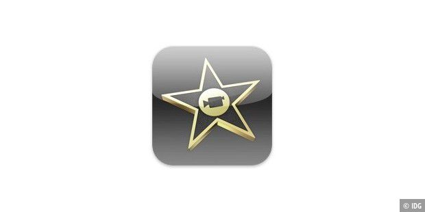 iMovie iPhone Icon