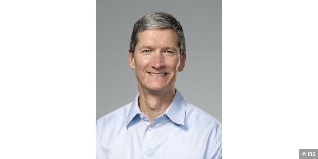 Apple Exec Tim Cook