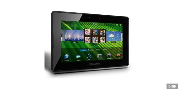 playbook, Blackberry