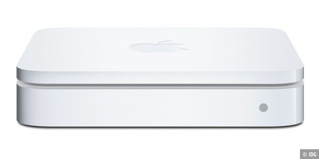 Test Apple TV: airport-extreme-neu