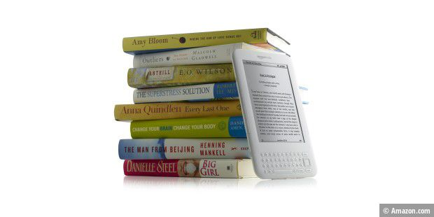 Kindle-with-books---white