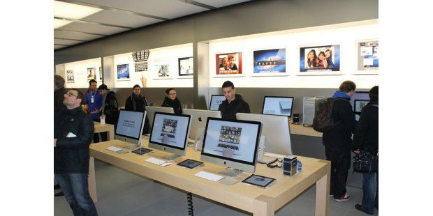 Apple Store Sulzbach IMG_1007