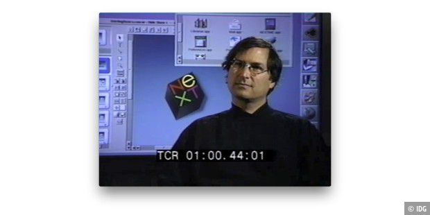 Steve Jobs im Interview 1995